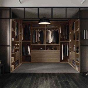 Βεστιάριο - Δωμάτιο Ντουλάπα-Ειδικές κατασκευές σε βεστιάρια